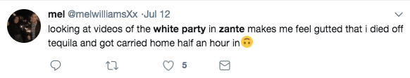 white party zante reviews